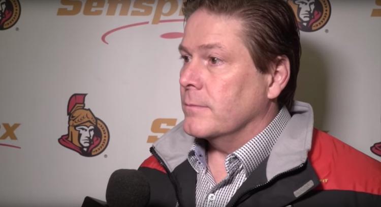 Ahdistelukohu levisi NHL-maailmaan - Ottawan vara-GM keskiössä