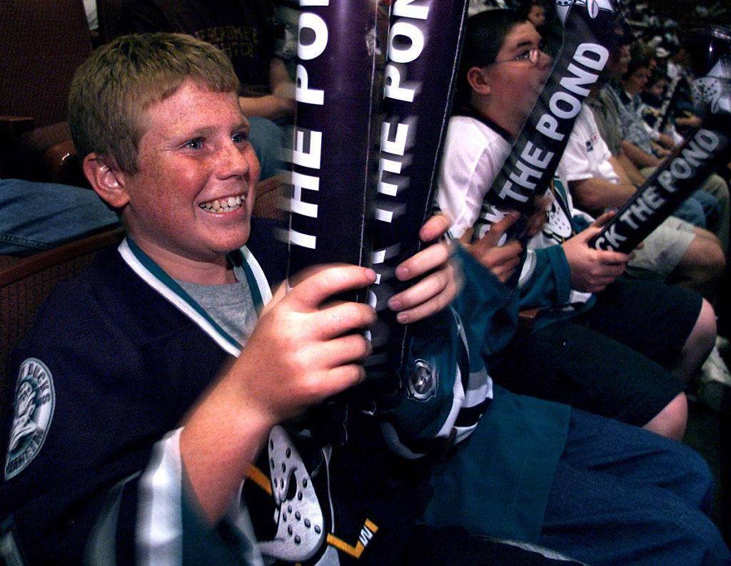 KUVA: Anaheim Ducksille tulossa huikean hieno kolmospaita!