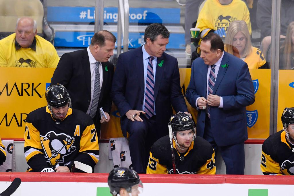 Pittsburghissa isoja muutoksia - vain Crosby, Malkin ja Murray koskemattomia?