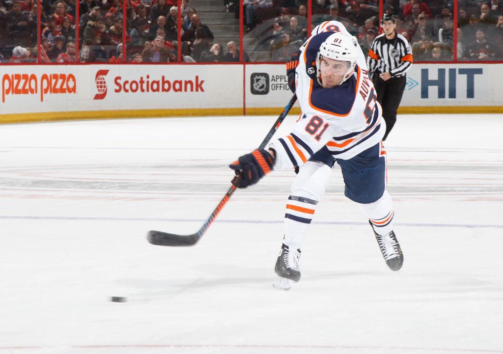 KUVA: Yohann Auvitu vihjaili somessa - siirtyy Edmontonista Jokereihin?