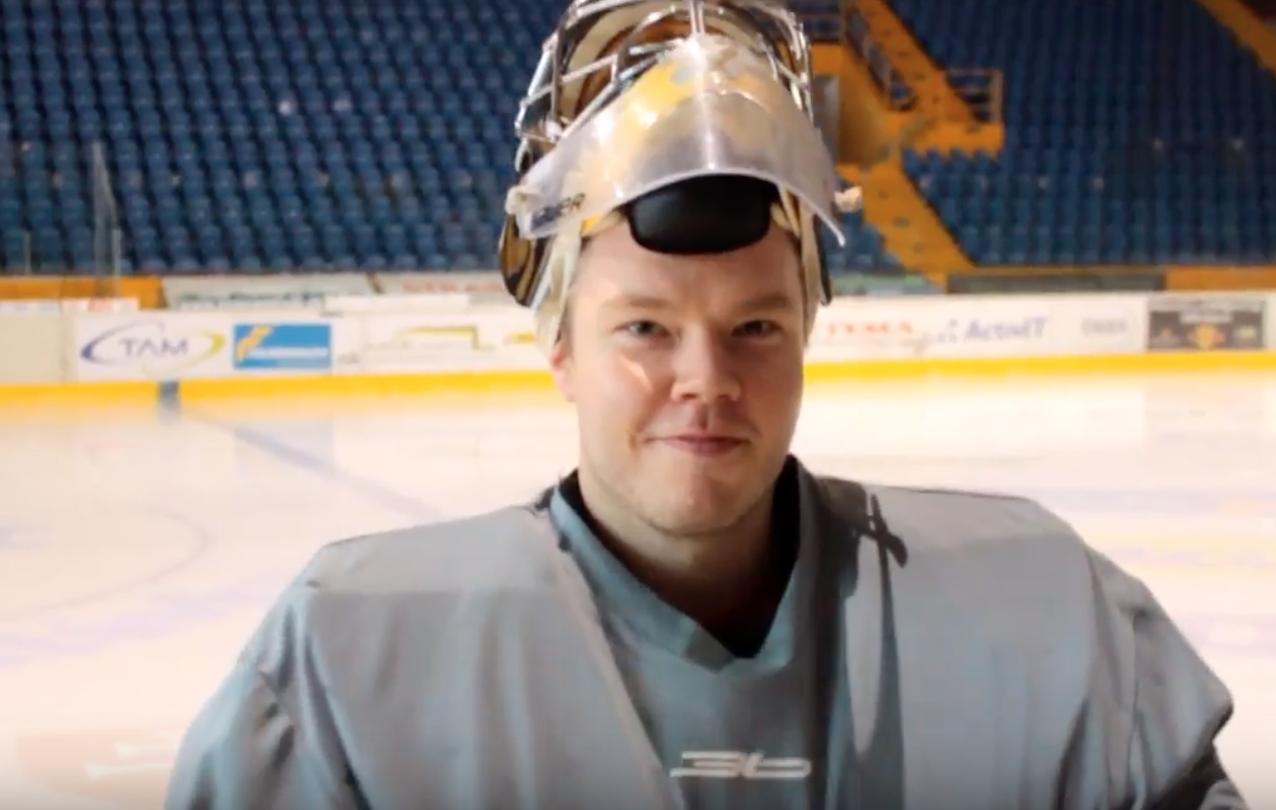 Kiekko-Espoo teki sopimuksen maalivahti Jani Niemisen kanssa