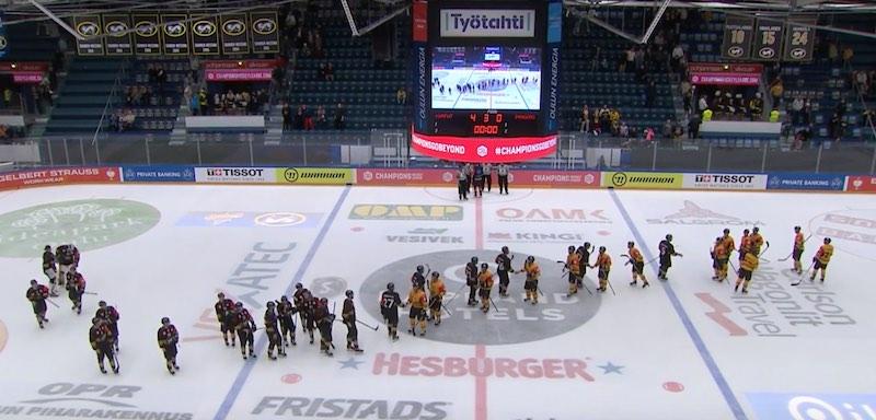 Kärpät-Nürnberg sunnuntaina – katso ilmainen live stream
