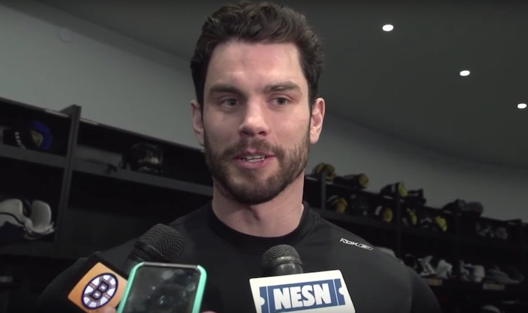 NHL:ssä treidi - Bostonin luottopakki Adam McQuaid New Yorkiin