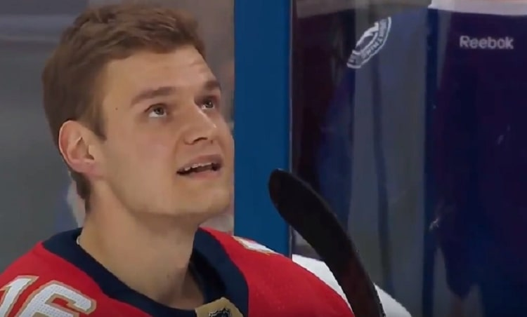 Barkov valittiin Panthersin kapteeniksi - suomalaishyökkääjälle iso kunnia