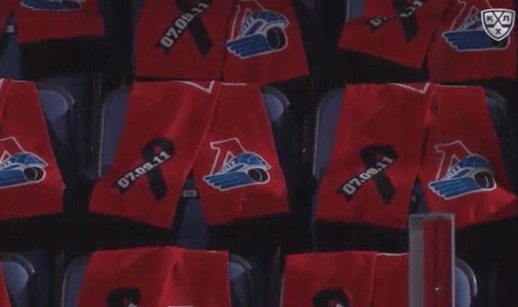 VIDEO: Jokerit muisti mahtavalla tavalla Lokomotivin uhreja