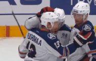 Juuso Puustinen valittiin viikon parhaaksi hyökkääjäksi KHL:ssä