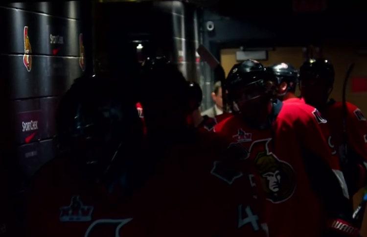 Kausiennakko: Surkea, surkeampi, surkein, Ottawa Senators