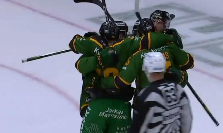 Neljän ottelun Liiga-kierros takana - Ilves höykytti Sportia