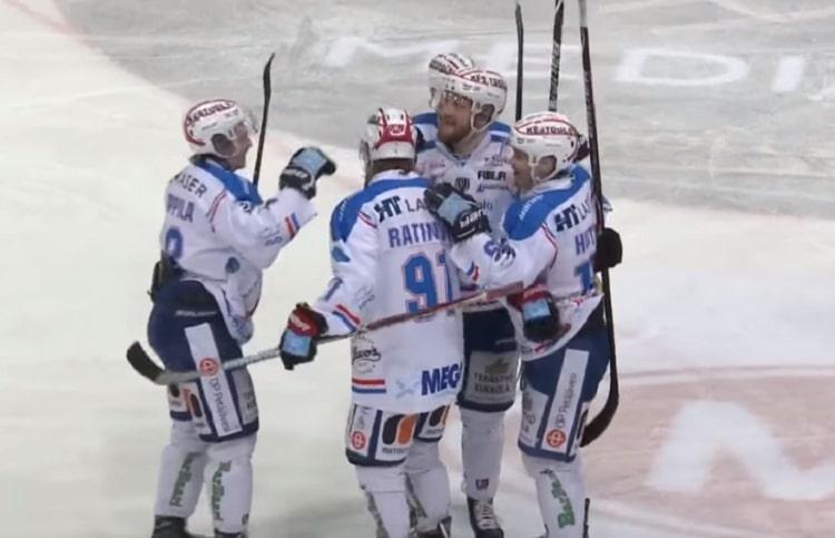 Mestiksen kausiennakko 2018-19 sijat 4-6