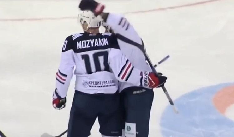 VIDEO: Mozyakin on edelleen vaarallinen - Setä-Sergein lämäri puhui