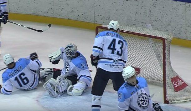 Sibir erotti valmentajansa - kuusi tappiota riitti