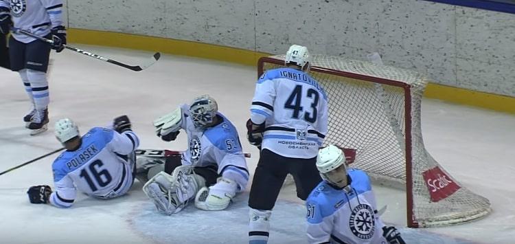 Sibir voitti vihdoin - Shaskov katkaisi tappiokierteen