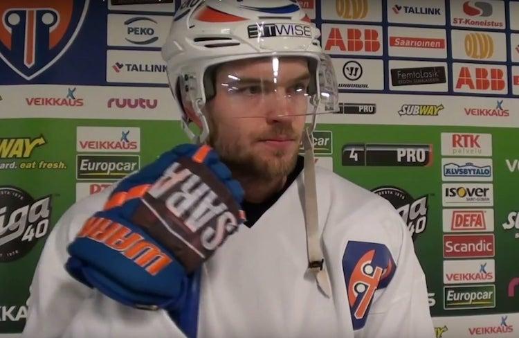 VIDEO: Jarkko Malinen iski upean ylivoimamaalin - Tapparalle niukka voitto