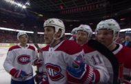 VIDEO: Mikael Backlundilta törkeyden huippu - Canadiensin penkki raivostui