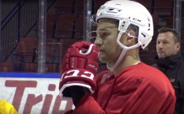 Joona Monto suoraan Mestiksestä KHL:ään -