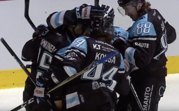 Liiga goes Tallinn -kisan voittaja on selvillä!