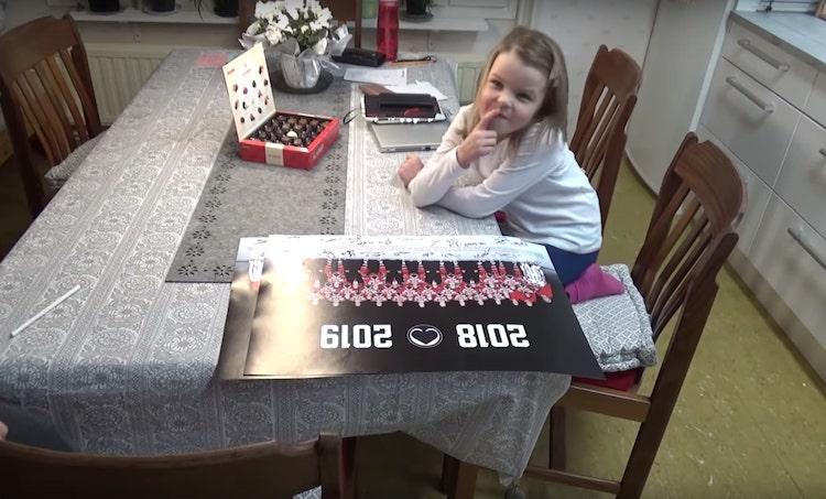 VIDEO: Ässät välittää faneistaan - yllätti 6-vuotiaan tytön upealla tavalla