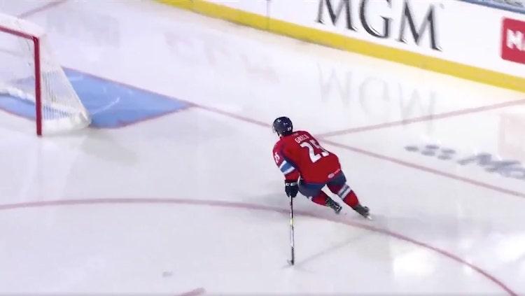 VIDEO: AHL:n tähdistötapahtumassa uskomaton luistelu - jopa McDavidin aika jäi taakse