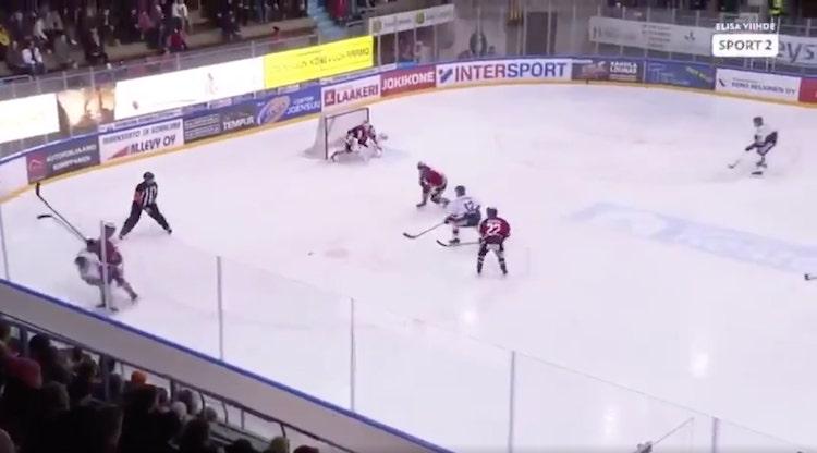 VIDEO: Mestiksessä jaettiin jopa kahdeksan ottelun mittainen pelikielto!