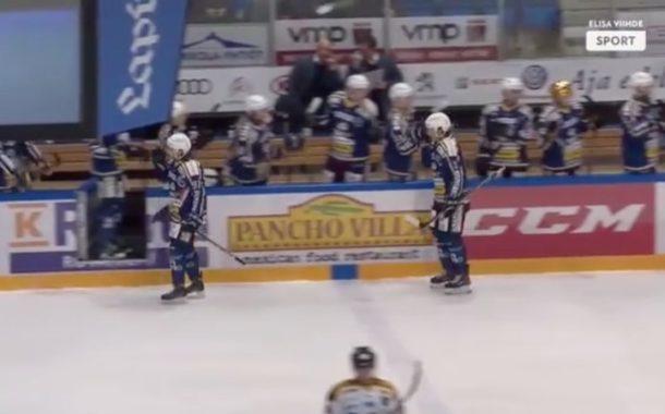 VIDEO: Mestis-kierroksella