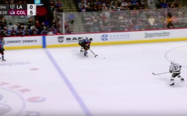 VIDEO: Mikko Rantaselta huikea maali - ei pelannut enää lainkaan kolmannessa erässä