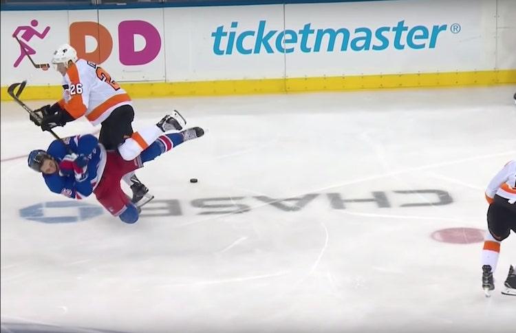 VIDEO: NHL:n viikon kovimmat taklaukset ovat täällä - myös Kotkaniemi mukana