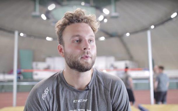 VIDEO: Nicklas Jenseniltä nähtiin maaginen maali rankkarikisassa
