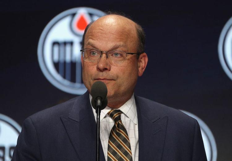Oilers-faneille fantastisia uutisia - Peter Chiarelli sai potkut!