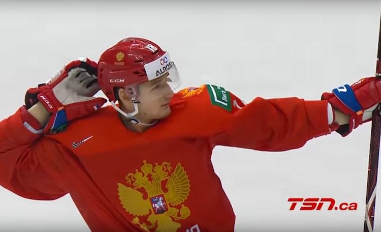VIDEO: Sveitsin tarinalle karu päätös - Venäjä voitti MM-pronssia