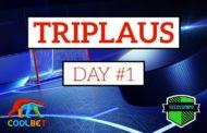Vetosampon Lätkätriplaus & Day 1: Flyersin voittoputkelle jatkoa