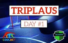 Vetosampon Lätkätriplaus & Day 1: Pari Liiga-kohdetta lapulle!