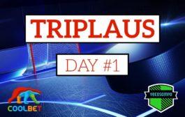 Vetosampon Lätkätriplaus & Day 1 - viikonloppu käyntiin Liigalla!