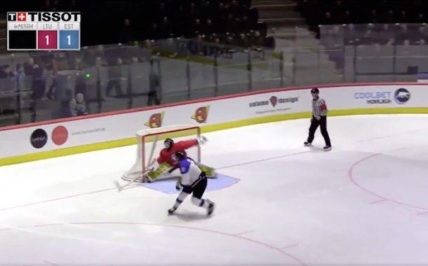 VIDEO: Virolaispelaaja teki kauden yhden hienoimmista rankkarimaaleista