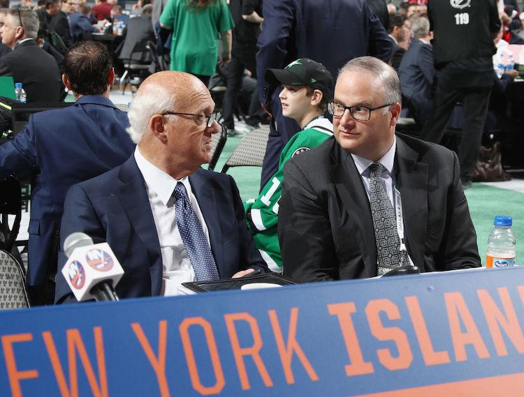 NHL:n huhumylly kiihtyy: Islandersilla tähtäimessä todellinen jackpot