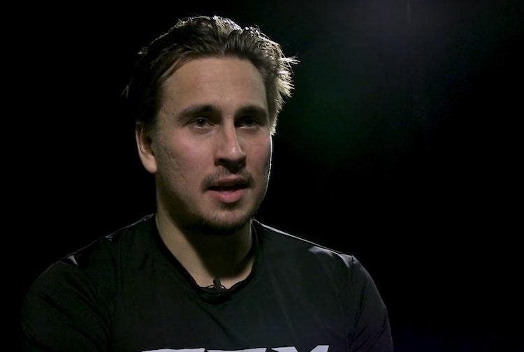 Niclas Lucenius jatkaa Hämeenlinnassa myös ensi kaudella.