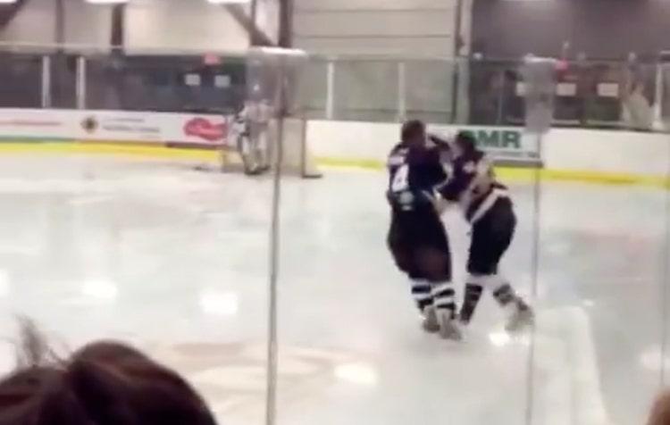Pelaajat heittivät kaukalossa kirjaimellisesti tanssiksi.