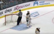 VIDEO: Tuukka Raskilta nerokas ratkaisu - pelasti Bruinsin jatkoaikatappiolta