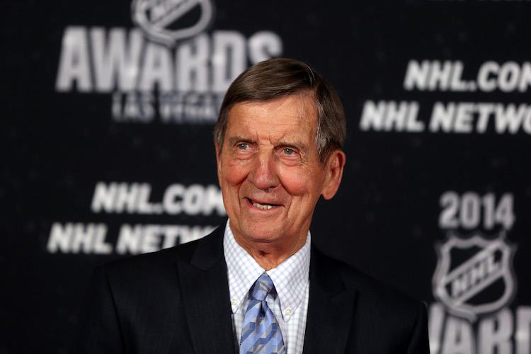 Koko kiekkoileva maailma suree - NHL-legenda Ted Lindsay on kuollut