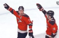 VIDEO: KHL:ssä erikoinen tilanne - Omskin voittomaali omasta kenttäpäädystä