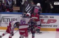 VIDEO: Matt Nickersonilta käsittämätön sikailu - sai nyt pelikieltoa