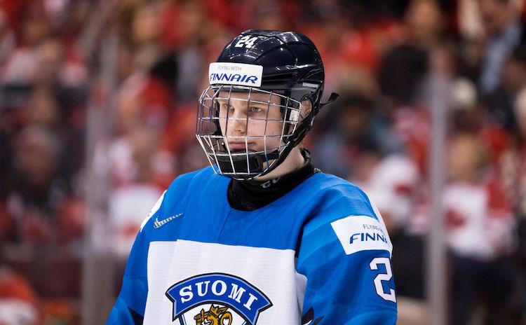 NHL-draftin viimeinen ranking: 100 pelaajan joukossa 12 suomalaista