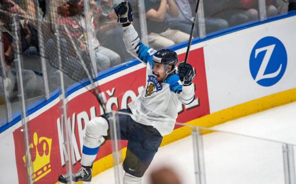 Suomi on uusi maailmanmestari!! Miracle on ice 2.0