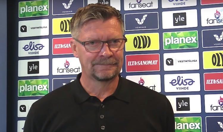 IL: Jukka Jalonen jatkoi IIHF:n moukarointia - tavoitteli myös Sampo Liusjärveä
