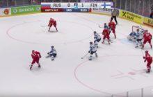 VIDEO: Urotekoja - Lankinen pelasi viimeiset puoli minuuttia ilman mailaa