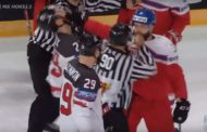 Klassikkovideo: Radko Gudas tyrmäsi oman joukkuekaverinsa