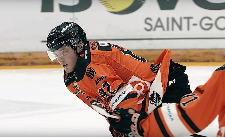 Jo kolmas mestari taalakaukaloihin - Eetu Tuulola siirtyy NHL:ään