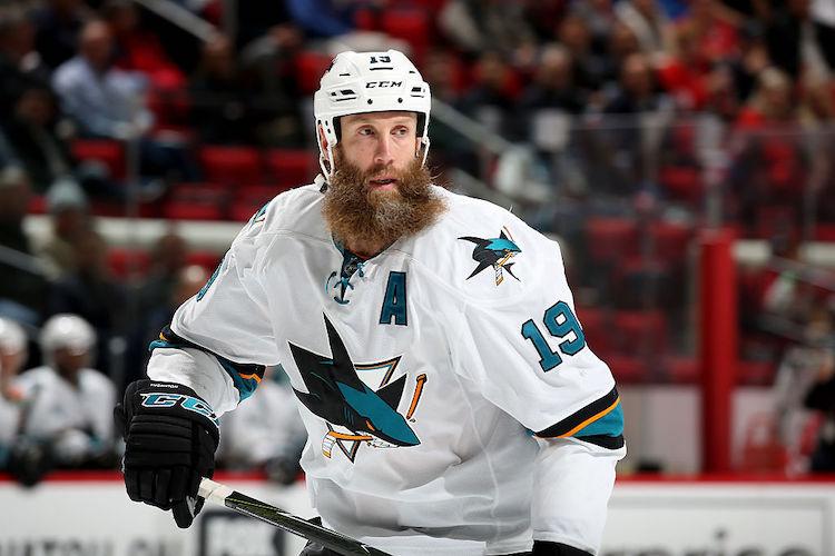 Joe Thornton ei ole valmis lopettamaan mittaavaa uraansa NHL:ssä.