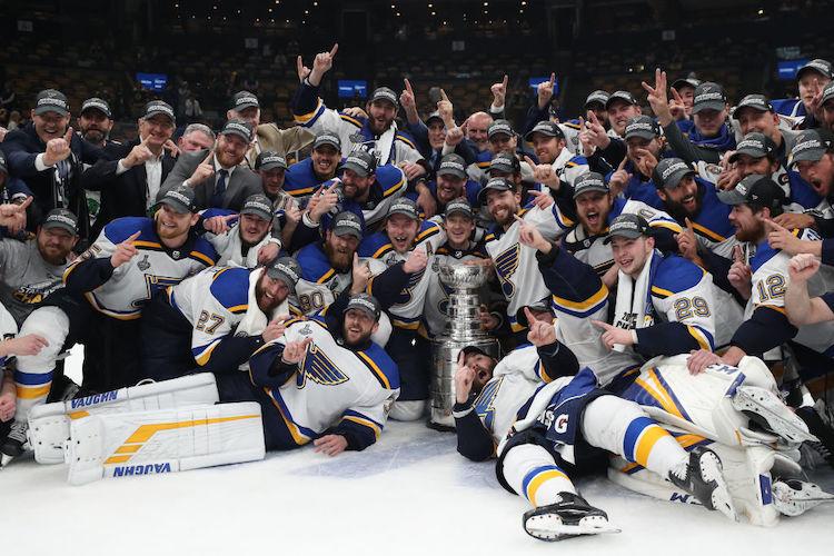 Valtavan pitkä odotus on ohi - St. Louis Blues on Stanley Cup -voittaja!
