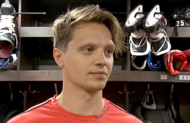 Kristian Näkyvä NHL:ään?