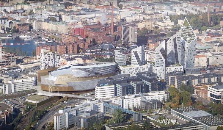 Jääkiekkoliitto pudotti uutispommin - 2022 MM-kisat pelataan Tampereella!